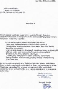 2008.04.04 - Gminna Spółdzielnia Samopomoc Chłopska w Czarnkowie